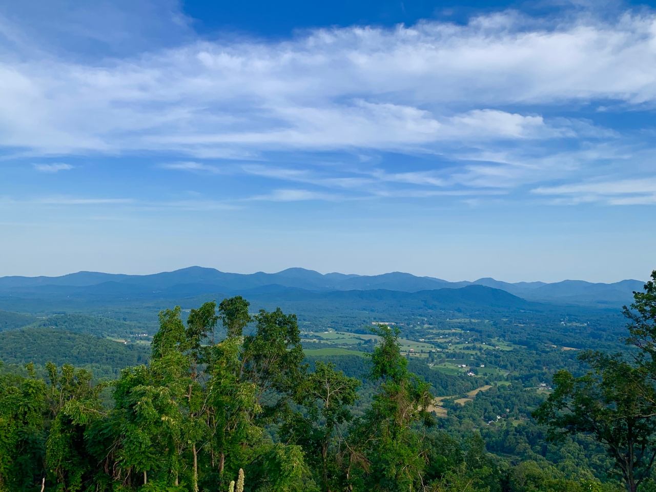 Charlottesville, Virginia… Gateway to Shenandoah National Park